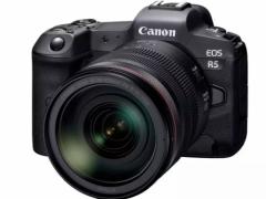 全画幅微单推荐:佳能EOS R5搭载双防抖 带来手持拍摄新体验